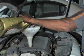 a2z engine oil